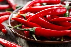 Καυτερές πιπεριές: Ότι καλύτερο για την υγεία σας!