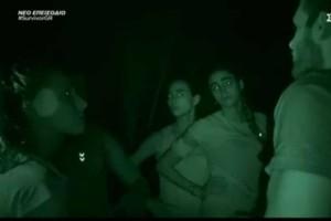 Survivor Eλλάδα Τουρκία: Χαμός στην τούρκικη ομάδα! Παραλίγο να πιαστούν στα χέρια! (video)