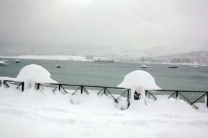 Καιρός - Ωκεανίς: Εκδόθηκε το έκτακτο δελτίο επιδείνωσης! Εκεί θα χτυπήσει ο χιονιάς!