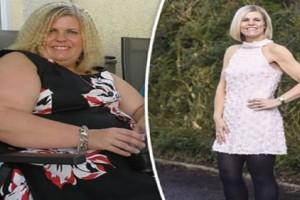 Απίστευτο! Αυτή η γυναίκα έχασε 60 κιλά σταματώντας να τρώει μόνο αυτή τη τροφή