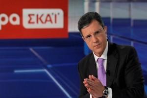 ΣΚΑΙ: Το παράπονο του Γιώργου Αυτιά! - Γιατί ο δημοσιογράφος πικράθηκε και από ποιον;