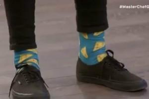 MasterChef: Απίστευτη ατάκα του Κουτσόπουλου «Άθλια κάλτσα…. Φοβερός ο πουρές» (video)