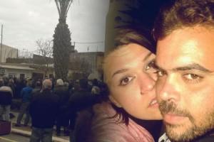 Τραγωδία στην Κρήτη: Δάκρυσε όλο το Λασίθι στην κηδεία της Ροδούλας και του Κώστα!