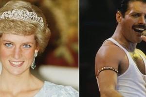 Οταν η πριγκίπισσα Νταϊάνα μεταμορφώθηκε σε άντρα και πήγε για ποτό με τον Φρέντι Μέρκιουρι, χωρίς να την καταλάβει κανείς.