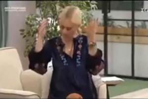 Power of love: Πήγε να...λιποθυμήσει η Μαρία Μπακοδήμου! Τι συνέβη; (video)