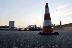 Λεωφόρος Μαραθώνος: Διακοπή κυκλοφορίας μεταξύ Παλλήνης και Ανθούσας!