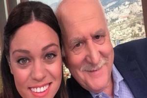 """""""Της εύχομαι να πάει ..."""": Απασφάλισε ο Γιώργος Παπαδάκης για την Μπάγια Αντωνοπούλου!"""