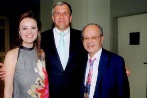 Θανάσης Γιαννακόπουλος: Το συγκινητικό αντίο της κόρης του!