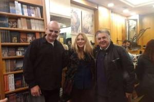 Ευδόκιμος Τσολακίδης: Παρουσίαση του βιβλίου του με λαμπερούς καλεσμένους