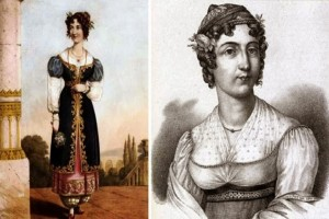 Η τραγική σχέση της Μαντούς Μαυρογένους και του Δημήτρη Υψηλάντη! - Δύο εθνικοί ήρωες που αγαπήθηκαν παράφορα!