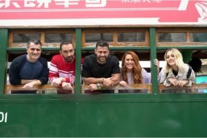 Ταξίδι στο Χονγκ Κονγκ με τον Νίκο Κοκλώνη