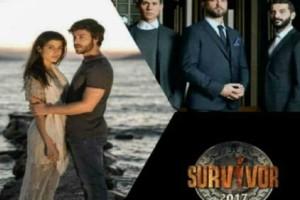 Τηλεθέαση 25/3: Τατουάζ, Master Chef  ή Survivor; Ποιος κέρδισε το κοινό;