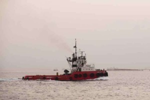 Άνδρος: Aποκολλήθηκε δεξαμενόπλοιο που είχε πορσαράξει!