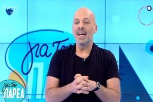 Νίκος Μουτσινάς: Ευχήθηκε on air στην Δούκισσα Νομικού για τη δεύτερη εγκυμοσύνη της! (video)