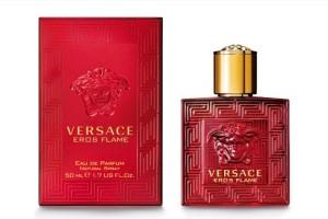 Super διαγωνισμός! Δείτε ποιοι απέκτησαν το νέο ανδρικό άρωμα Versace Eros Flame!