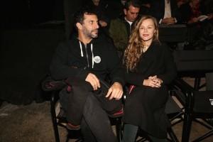 Γιώργος Χρανιώτης - Γεωργία Αβασκαντήρα: Σε πελάγη ευτυχίας το ζευγάρι!