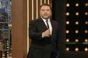Ράκος ο Γρηγόρης Αρναούτογλου!