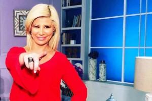 Ζήνα Κουτσελίνη: Η απάντηση στο ΕΣΡ για το κόψιμο της εκπομπής της!