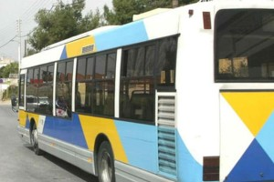 Πυροβολισμοί σε λεωφορείο του ΟΑΣΑ στην Ηλιούπολη!
