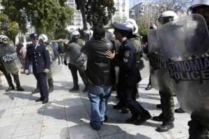 Διαμαρτυρίες κατά της Συμφωνίας των Πρεσπών σε μαθητική παρέλαση!