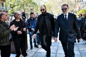 Κηδεία Θανάση Γιαννακόπουλου: Παρών ο Βασίλης Σπανούλης! Μέγιστος σεβασμός στον άνθρωπο που τον ανέδειξε!