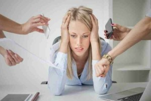 Αυτό συμβαίνει στο σώμα σας όταν είστε υπερβολικά αγχωμένοι!
