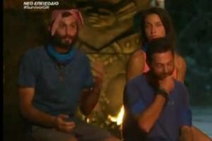 Survivor: Έξαλλος ο Σπύρος με τον Τόνι! «Δεν μπορώ άλλο!» (βίντεο)