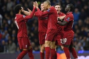 Champions League: Σίφουνας Λίβερπουλ στο Πόρτο!