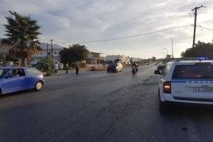 Ρόδος: Nεκροί 2 άντρες σε τροχαίο γιατί δεν είχαν αναμμένα φώτα στη μηχανή!