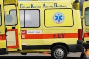 Τρίκαλα: 13χρονος έπεσε από πολυκατοικία!
