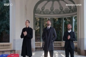 MasterChef: Ποιος παίκτης αντικατέστησε τον Ζαχίρ και «πέταξε» για Γαλλία; (Video)