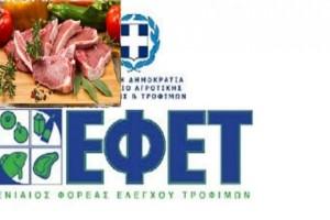 ΕΦΕΤ: Κορυφαία εταιρεία κρέατος με σαλμονέλα! Παραμονές Πάσχα...