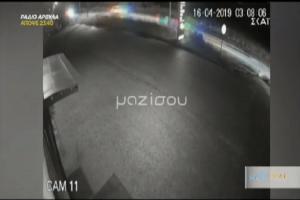 Τραγωδία στο Ναύπλιο: Δείτε καρέ καρέ σε video το μέρος του δυστυχήματος της άτυχης 20χρονης!