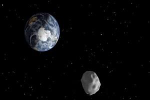 NASΑ: Αστεροειδής σε μέγεθος πολυκατοικίας θα περάσει ανάμεσα από τη Γη και τη Σελήνη!
