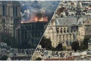 Παναγία των Παρισίων: Εικόνες από κάμερα δείχνουν τα αίτια της πυρκαγιάς!