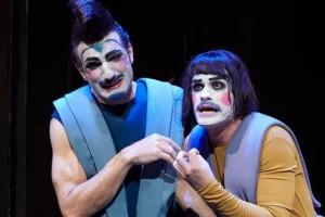 Η κωμωδία των παρεξηγήσεων στο θέατρο Βασιλάκου
