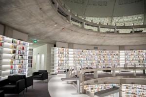 Η νέα βιβλιοθήκη της Κύπρου είναι ένα αρχιτεκτονικό αριστούργημα που εντυπωσιάζει!