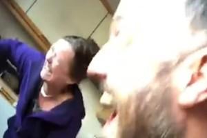 Δεν έχει ξανα συμβεί: Σκωτσέζος ξυπνάει σε λάθος σπίτι μετά από άγριο μεθύσι! (Video)