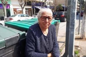 """""""Δεν έχω άλλα λεφτά...άμα πεθάνω κάντε μου κατάσχεση το φέρετρο"""" - Συγκλονιστικά τα λόγια της 90χρονης γιαγιάς! (Video)"""
