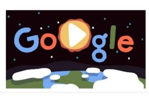 """""""Ημέρα της γης"""":  Η Google την τίμησε με ειδικό εικονίδιο!"""