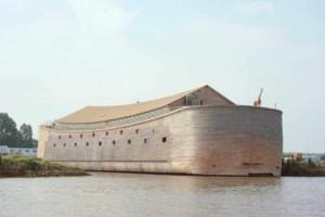 H Κιβωτός του Νώε είναι έτοιμη να σαλπάρει και πάλι … ή σχεδόν!