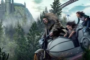 Τώρα πια μπορείς και εσύ να οδηγήσεις την μοτοσυκλέτα του Hagrid!