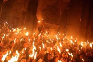 Πότε και που θα φτάσει το Άγιο Φως στην Ελλάδα
