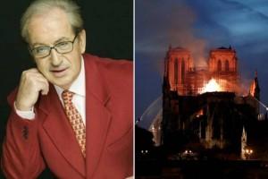 Κώστας Λεφάκης: Η προειδοποίηση μετά την πυρκαγιά στην Παναγία των Παρισίων και η σύνδεση με την Πανσέληνο της φωτιάς!