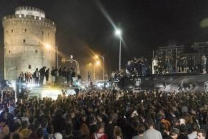 Απίστευτη τραγωδία στην Θεσσαλονίκη: 22χρονος οπαδός του ΠΑΟΚ πέθανε μόλις γύρισε σπίτι από την φιέστα!