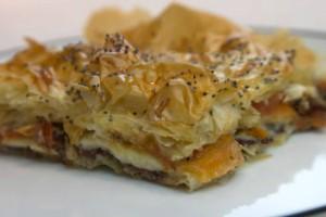 Παστουρμαδόπιτα: Μια φανταστική συνταγή!