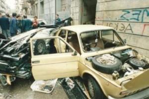 Η τρομοκρατική επίθεση σε πολυκατοικία της Πάτρας! Εικόνες σοκ