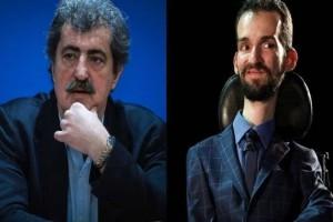Παύλος Πολάκης κατά Στέλιου Κυμπουρόπουλου: ''Ντροπή και κρίμα γι'αυτά που λες''!