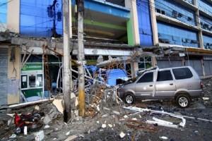 Σεισμός στις Φιλιππίνες: Τουλάχιστον πέντε νεκροί!