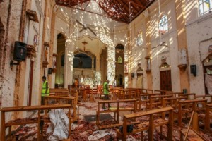 Μακελειό στη Σρι Λάνκα:  290 νεκροί και 500 τραυματίες από τις επιθέσεις σε καθολικές εκκλησίες και ξενοδοχεία!